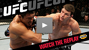Highlights from the action at UFC 120. Watch the UFC 120 replay to see all the great fights!