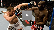 Not-so-gentle giants Cheick Kongo and Travis Browne put their skills to the test Saturday night at UFC 120.