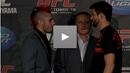 Pre-fight hype between Hardy and Condit escalates at the press conference in London. Can the Outlaw unearth the truth behind the Natural Born Killer's missed flight?!
