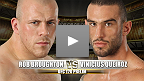 Luta Preliminar do UFC® 120: Vinicius Queiroz vs Rob Broughton