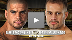 Luta Preliminar do UFC® 120: Fábio Maldonado vs James McSweeney