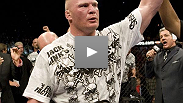&quot;This is gonna be THE fight for the ages.&quot; Brock Lesnar prepares to face Cain Velasquez on Oct 23.
