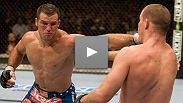 Matt Hamill talks about how the tables have turned as he readies himself to fight his former coach.