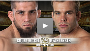 UFC® 121 Prelim Fight: Court McGee vs Ryan Jensen
