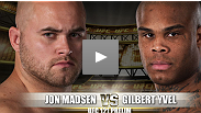 UFC® 121 Prelim Fight: Jon Madsen vs Gilbert Yvel
