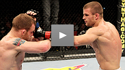 UFC 122: Pascal Krauss weathers a three-round war in his backyard and emerges with his first UFC win.