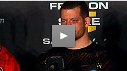 The headliners of UFC 122 talk gameplans, future opponents, and how fights are scored.