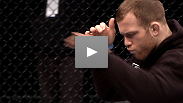 See tonight&#39;s stars take their first steps inside the Octagon in Oberhausen, Germany.