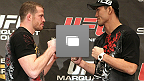 UFC®122: Press Conference Photo Gallery