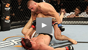 UFC 122: Wrestler Vemola proved he could throw with a striker, taking out strong Silverback Seth.
