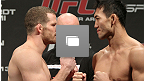 UFC®122: Weigh-In Photo Gallery