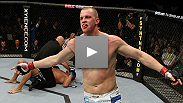"After his ground-and-pound Octagon victory, 6-foot-11 Stefan Struve has a scary proposition: ""Watch me grow."""