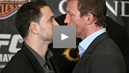 The stars of UFC 125's main event talk about their last fight, how they've changed, and what they see in one another now... oh, and laying pipe.