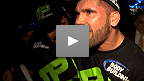 UFC 125: Jeremy Stephens post-fight interview