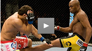 Entrevista com Anderson Silva