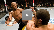 Anderson Silva says he's only human - and that it's not the belt that motivates him to be the best.