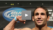 "Chad ""Money"" Mendes stays perfect in his first fight in the UFC, but learned lots about his game from strong opponent Michihiro Omigawa."