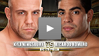 UFC® 126 Prelim Fight: Kyle Kingsbury vs Ricardo Romero