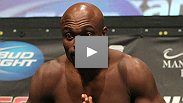 Middleweight king Anderson Silva discusses his fight-ending kick, honor, facing GSP... and Steven Seagal.