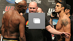 UFC® 126 Weigh-In Gallery