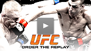 Cartwheels, upsets, and controversy - relive all the action of UFC® 127 by ordering the replay!