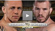 Luta preliminar do UFC® 127: Ross Pearson vs Spencer Fisher