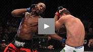 The Jon Jones hype train pulls into UFC 128 and leaves the station with the light heavyweight belt. Hear from the new champ after the huge night.