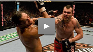 Antonio Rodrigo Nogueira and Tim Sylvia square off for the interim UFC&reg; Heavyweight Title at UFC&reg; 81: Breaking Point.