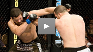 Light heavyweight prospect Matt Hamill bounced back from his loss to Rich Franklin in imressive style at UFC® 92, halting fellow wrestler Reese Andy in the second round of a scheduled three round contest.