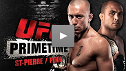 UFC® Primetime™ premieres TONIGHT at 10pm only on Spike
