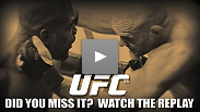 Did you miss UFC® 96? Catch the replay on ppv and Yahoo Sports!!