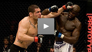 Cain Velasquez faces his toughest test yet as he takes on veteran Cheick Kongo.