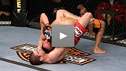 French Firefighter David Baron vs New Jersey's Jim Miller - prelim from UFC 89