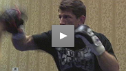 WEC® Featherweight Champion Mike Brown on his final week of preperation
