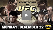 Get a sneak peak at Countdown to UFC® 92