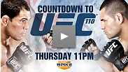 Watch Countdown to UFC 110: Nogueira, Velasquez, Bisping, Silva and more