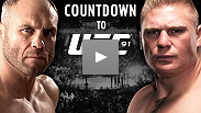 See a preview to Countdown to UFC&reg; 91 ft. Randy Couture and Brock Lesnar