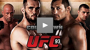 Watch Countdown to UFC® 93: Franklin vs. Henderson