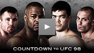 Watch Countdown to UFC 98 Right Now!