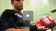 Inside Efrain Escudero's training camp: seven weeks, three opponents and one co-main event in Austin on Wednesday, September 15.
