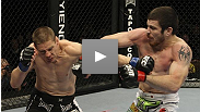 Jim Miller whips out a fast win against a fighter he's admired for years