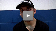 "Hear from Nik ""The Carny"" Lentz about the surprising power in opponent Andre Winner."