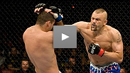 Chuck Liddell after his loss to Mauricio &#39;Shogun&#39; Rua at UFC 97