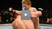 Yushin Okami takes on Dan Miller at UFC® 98