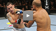 UFC 118: The Answer erases all doubt, routing BJ Penn with a 50-45 decision. Hear how he felt just after.