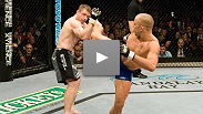 UFC® Welterweight champion Georges St-Pierre transitions from a kimura to an armbar to defeat Hall of Famer Matt Hughes.