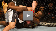Submission of the Week - Claude Patrick, aka The Prince, puts away the Golden Boy with a beautiful guillotine.