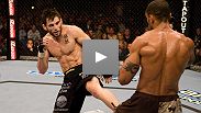Fitch showed off his perfected RNC when he fought Roan Carneiro at UFC Fight Night in 2007 - see him again at UFC 117.