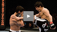 Diego Sanchez on his debut at 155lbs at UFC 95