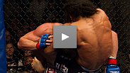Ben Henderson unifies the WEC lightweight title by choking out Jamie Varner in dramatic fashion.